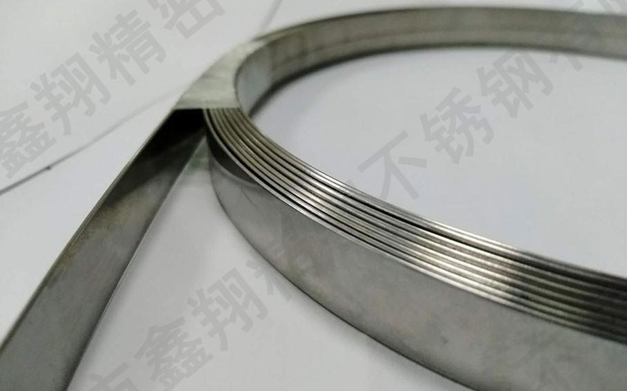 精密弹簧不锈钢带